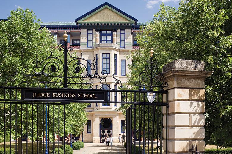 University of Cambridge Business School