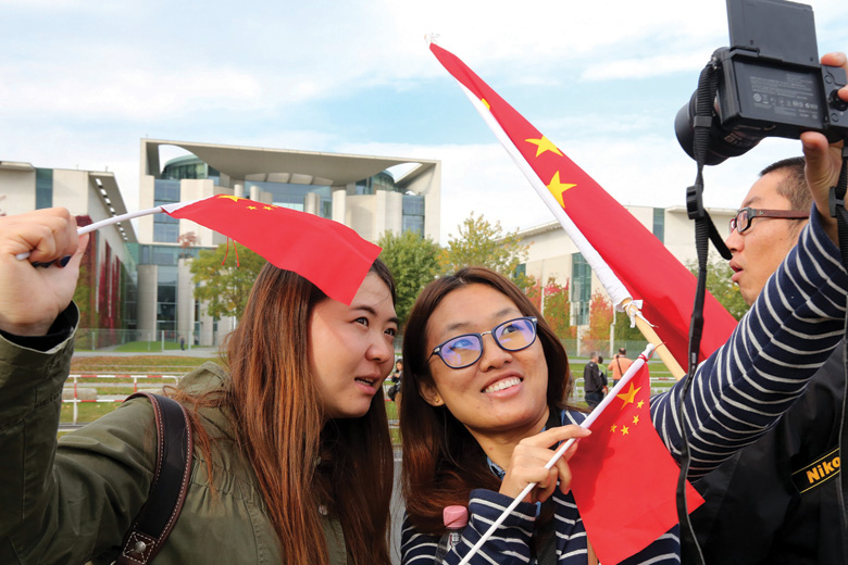 chinese students lack critical thinking Chinese students are heading to western universities, including the united  states, in  lack of english proficiency and soft skills can make the transition to  us.