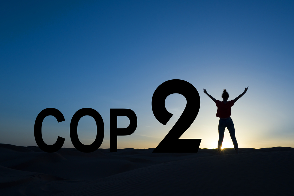 COP21 student