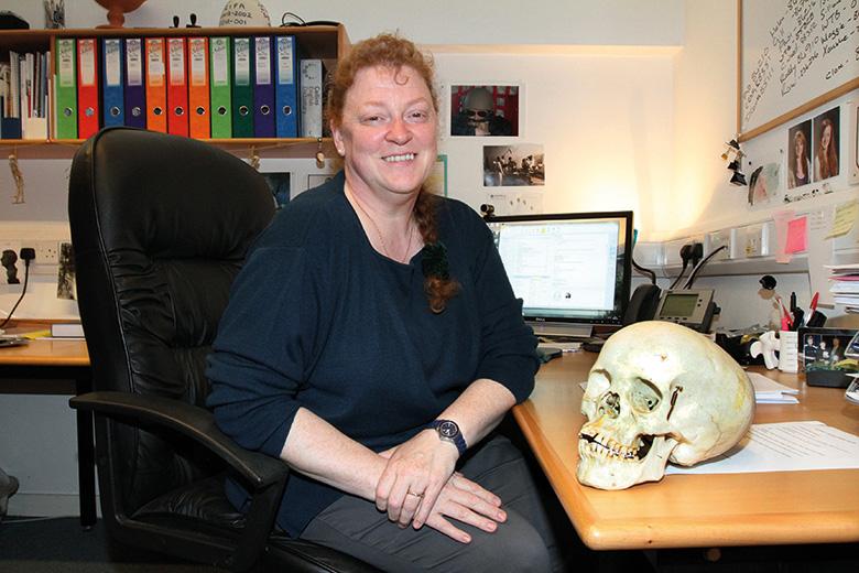 Dame Sue Black