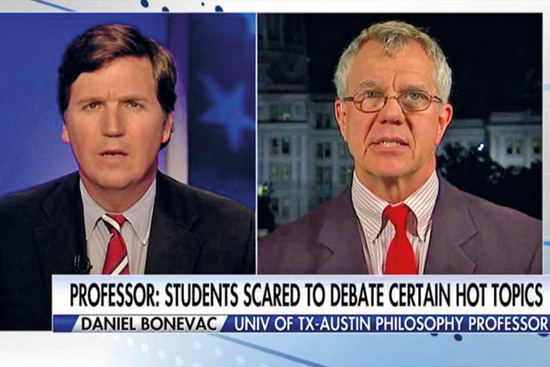 Daniel Bonevac on Fox News