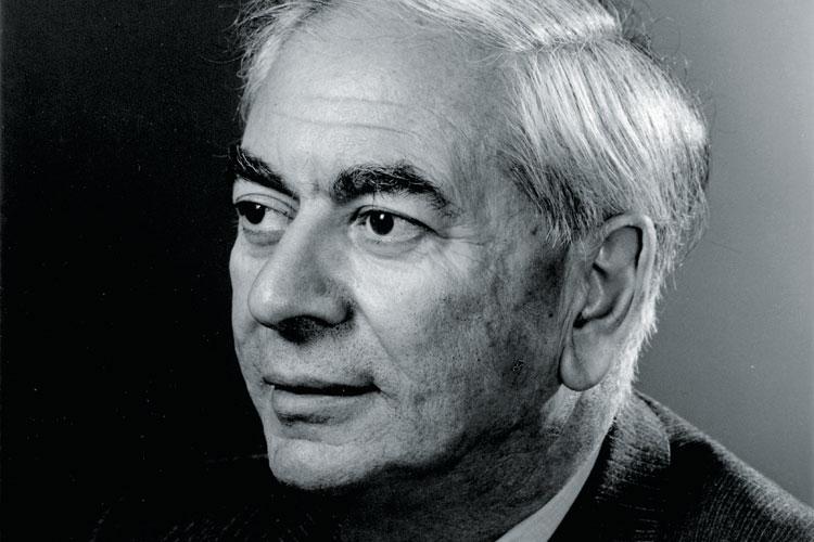 Dennis Sciama (1926-1999)