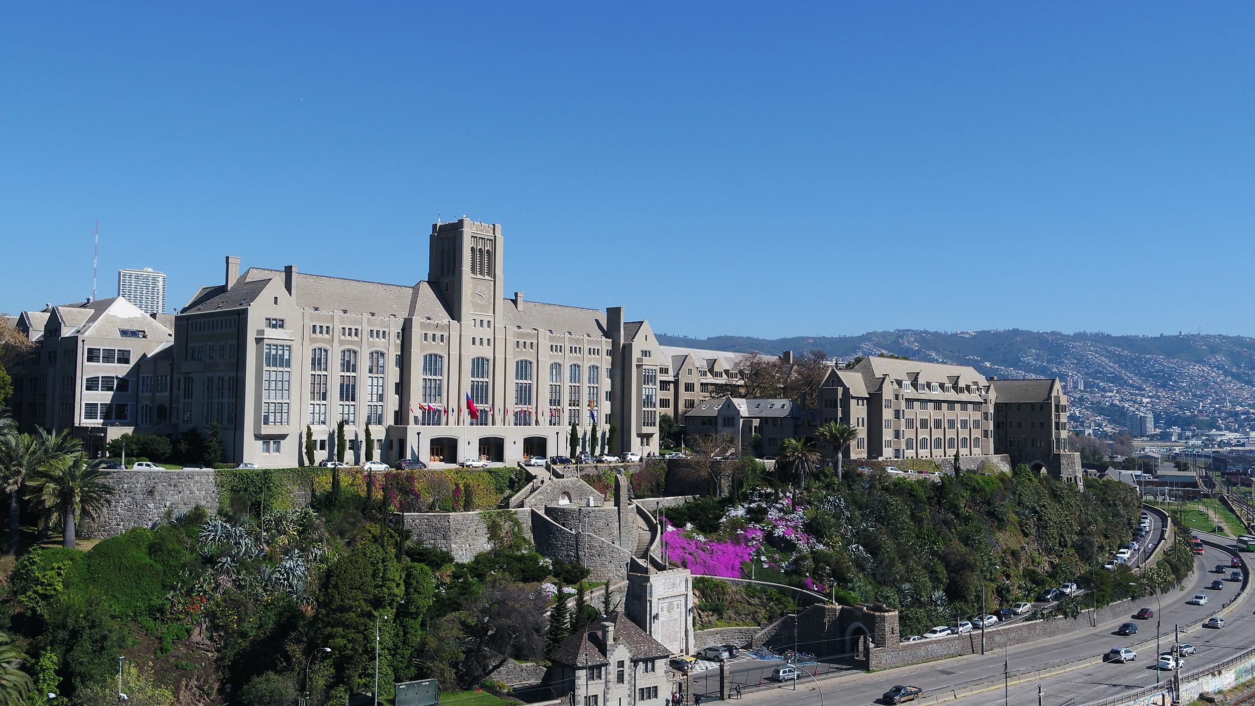 Federal Santa Maria Technical University - most beautiful universities in South America