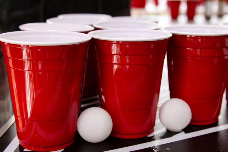 cups in college