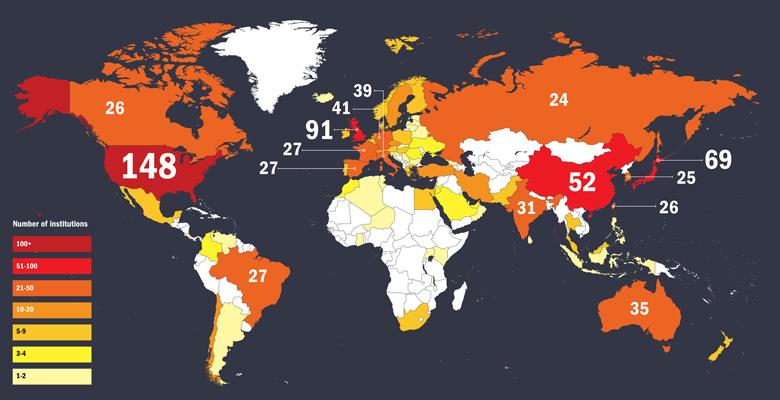 Global hotspots (22 September 2016)