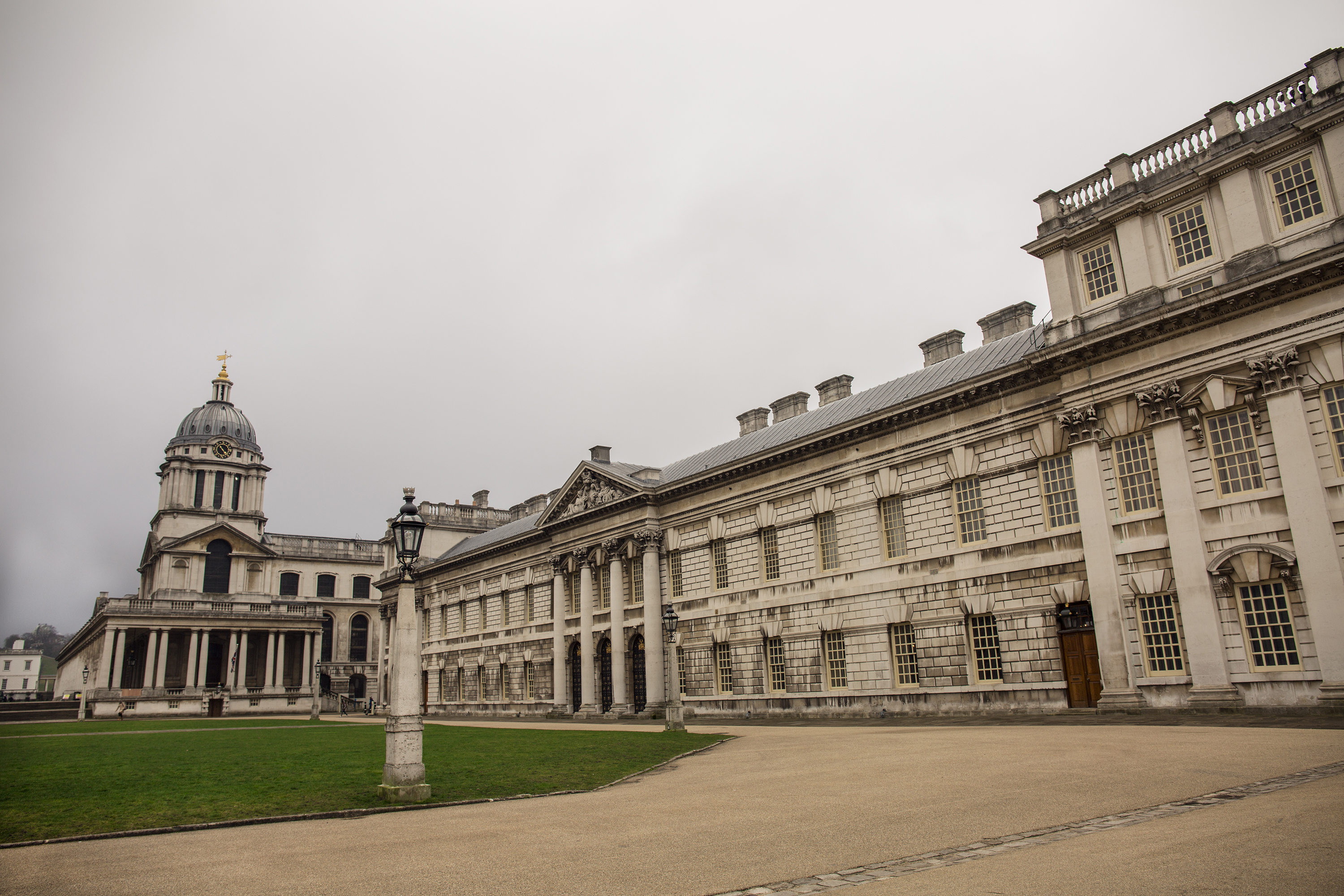 Most beautiful universities in the UK - University of Greenwich