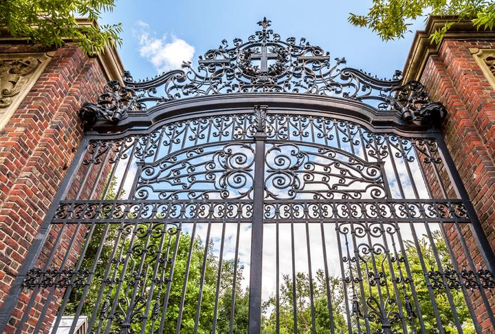 Gates at Harvard University