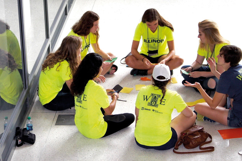 iFoundry students, University of Illinois at Urbana-Champaign