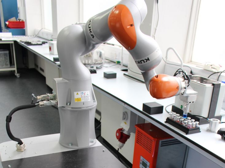Robot scientist 'works 1000 times faster' than human researchers - Times Higher Education (THE)