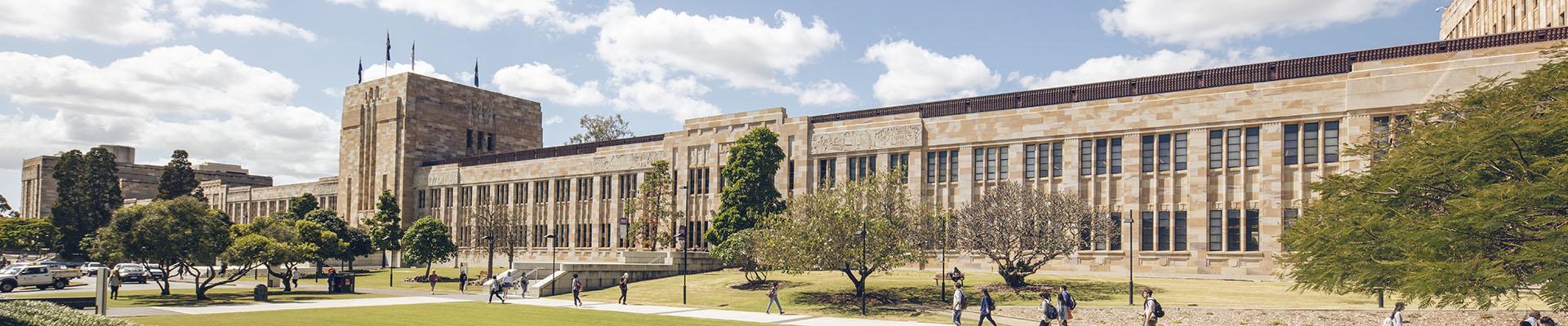 The University of Queensland | World University Rankings | THE