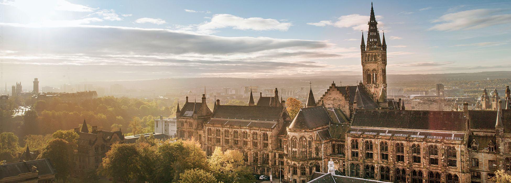University of Glasgow   World University Rankings   THE