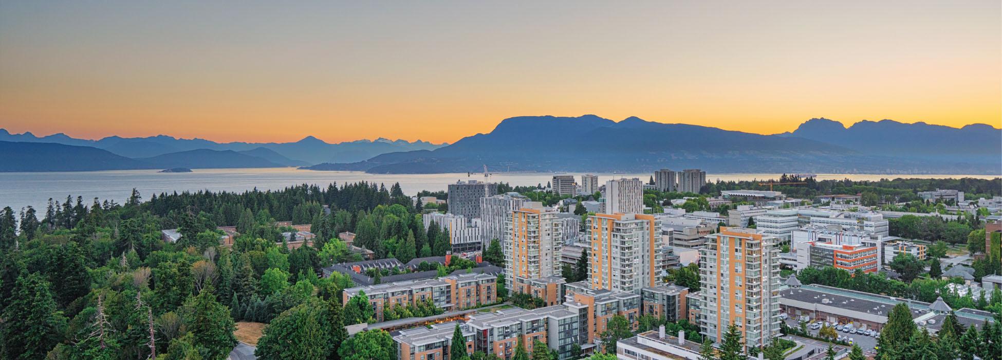 University of British Columbia World University Rankings   THE
