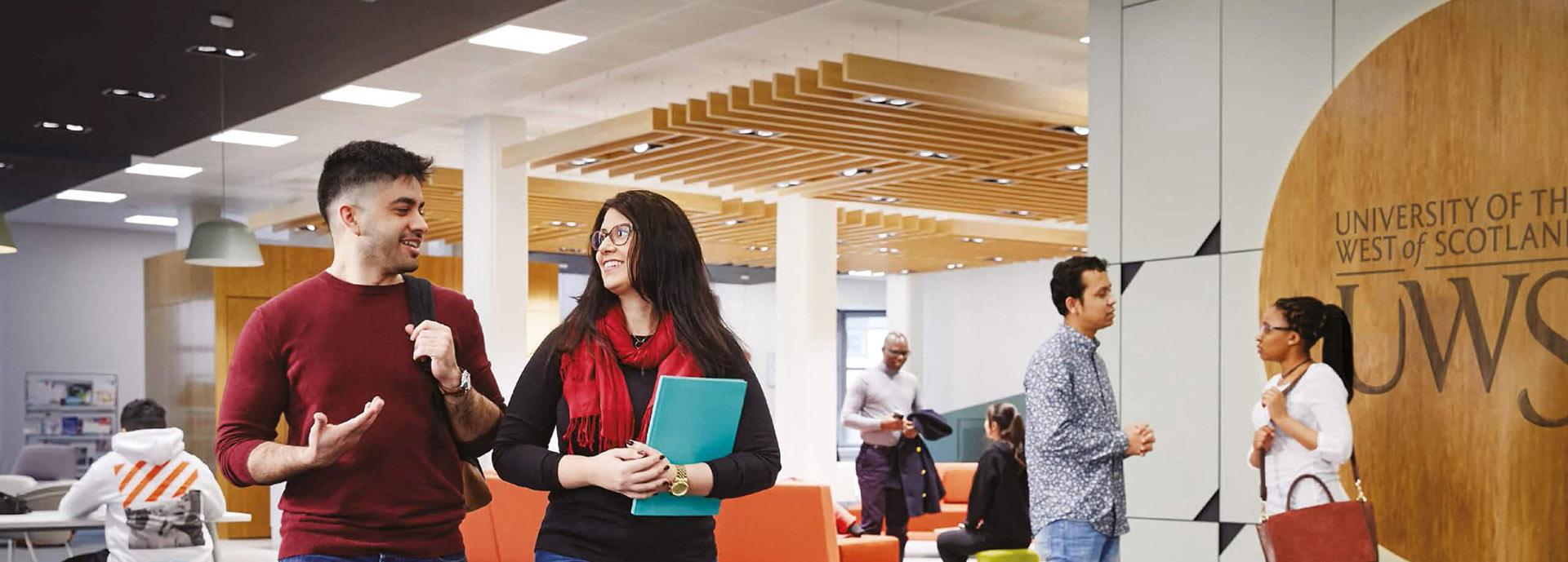 University of the West of Scotland World University Rankings