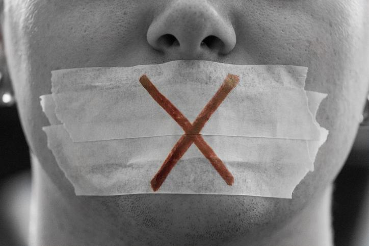 Free speech, censor, censorship