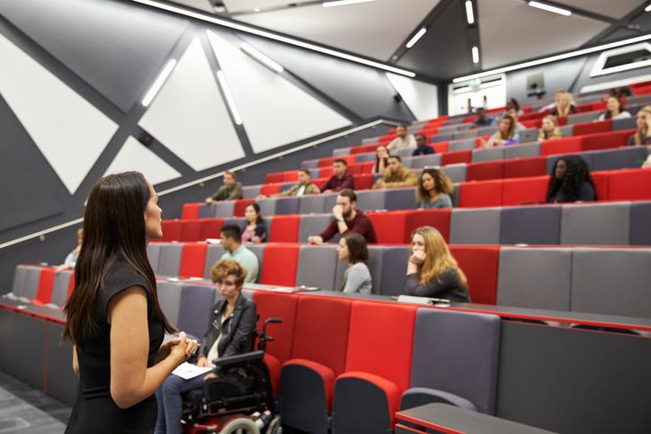 Top universities for staff student ratio