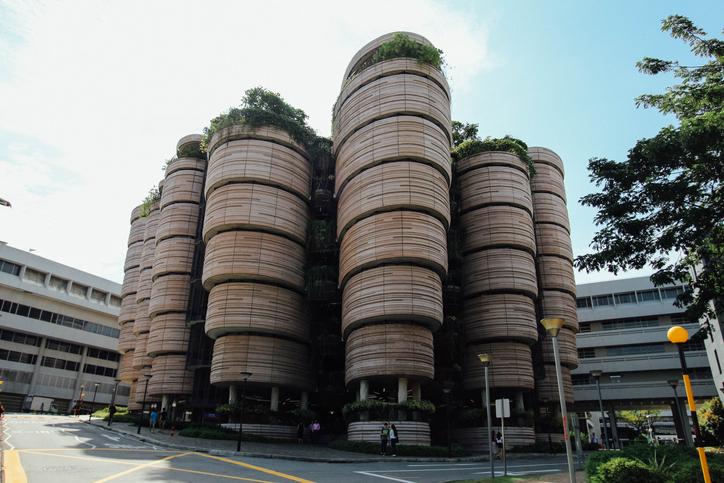 Most beautiful universities in East Asia - Nanyang Technological University