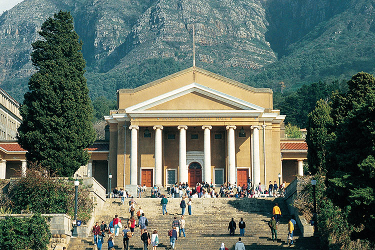 south african institutions top  africa rankings pilot The Top Universities In South Africa