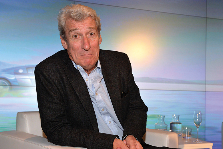 Journalist Jeremy Paxman