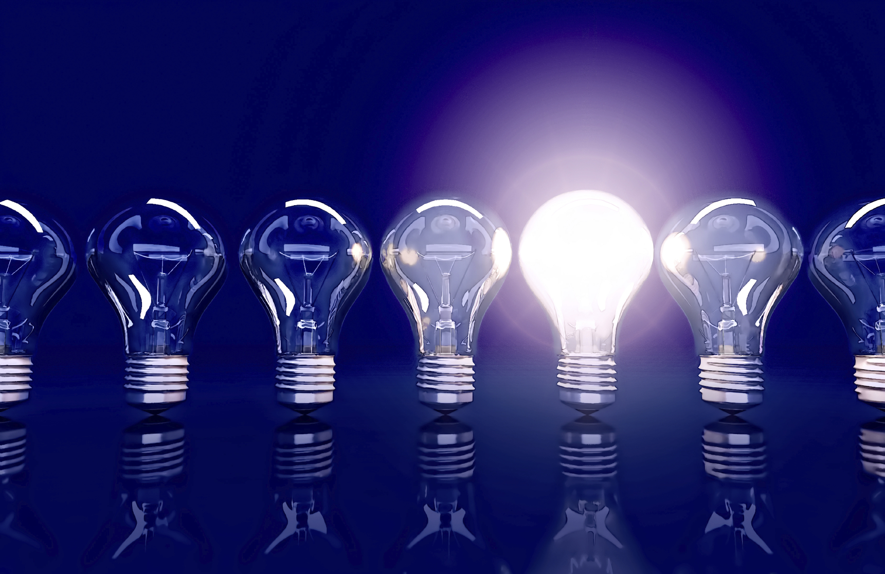 Lightbulbs innovation
