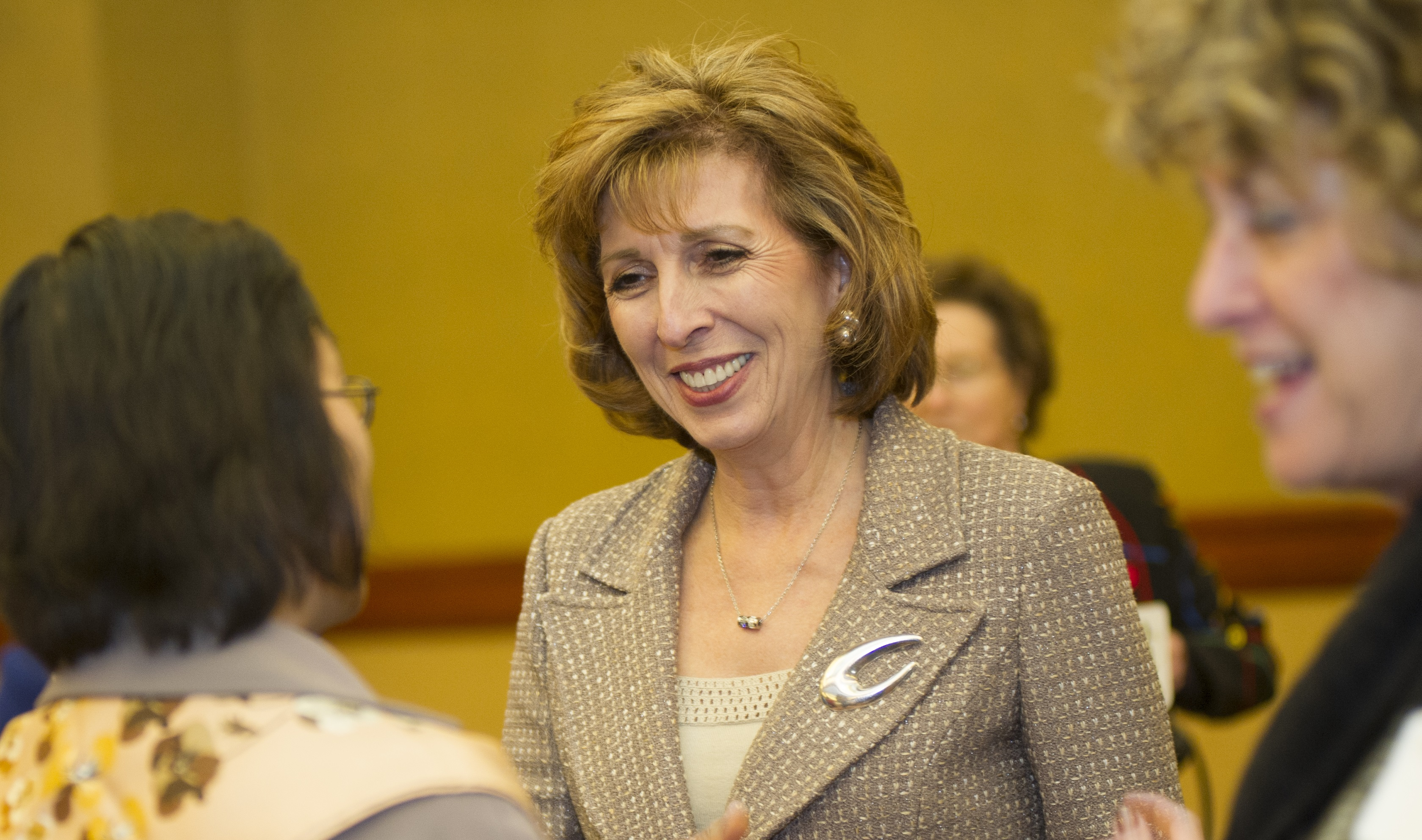 Chancellor Linda Katehi University of California Davis