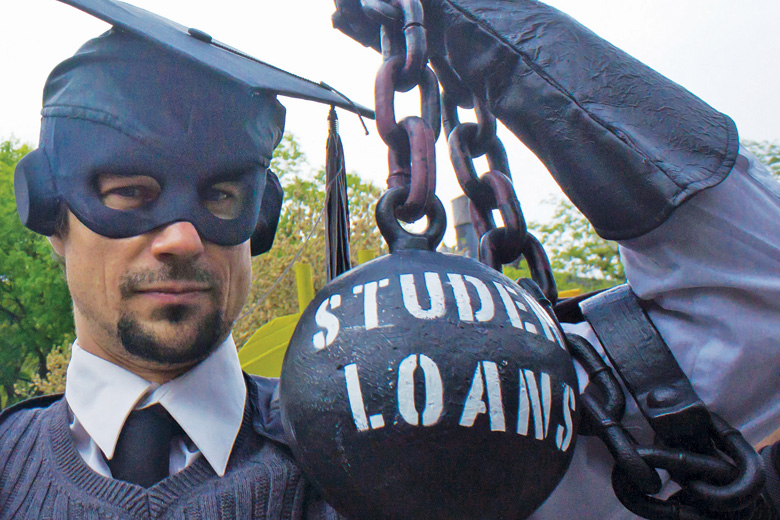 Loan for studying in Australia?
