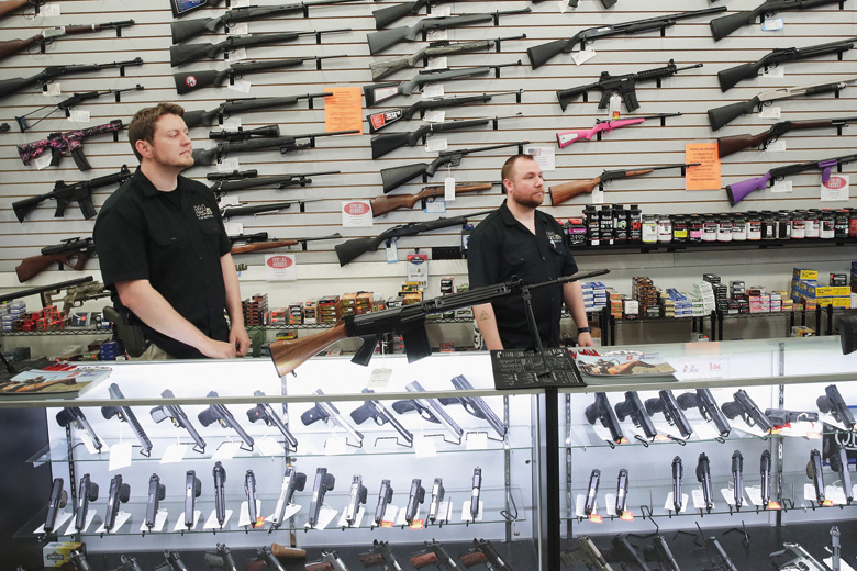 Gun Control Research Is Trickle Turning Into A Flow The News