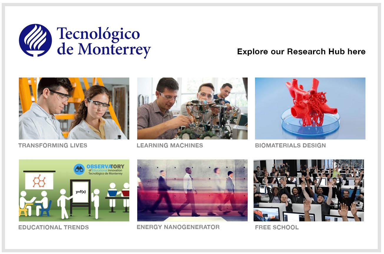 Tecnológico de Monterrey Research Hub