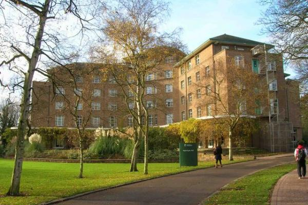 top 50 student halls in the UK