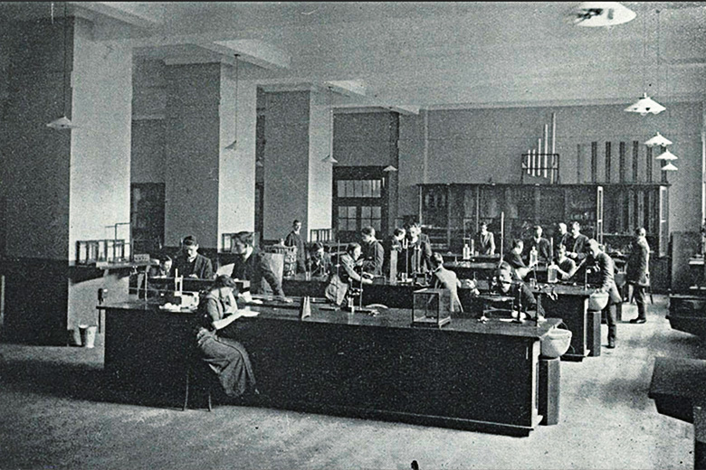 Old Irish laboratory