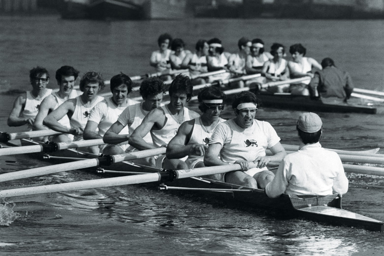 Oxford and Cambridge University Boat Race, 1970s