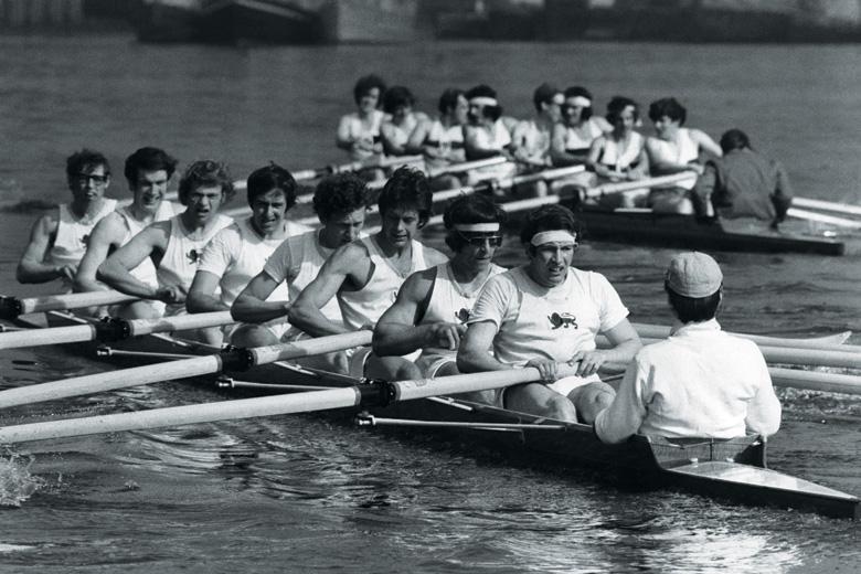 Oxford and Cambridge University Boat Race, 1970s