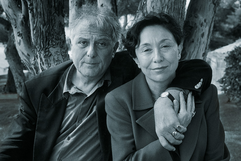 Review: Marriage as a Fine Art, by Kristeva and Sollers   THE Books