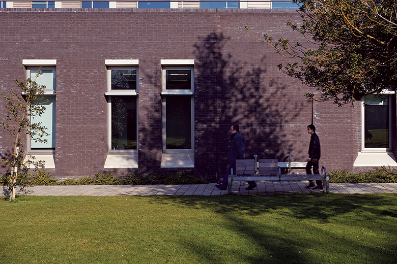 Portsmouth University campus