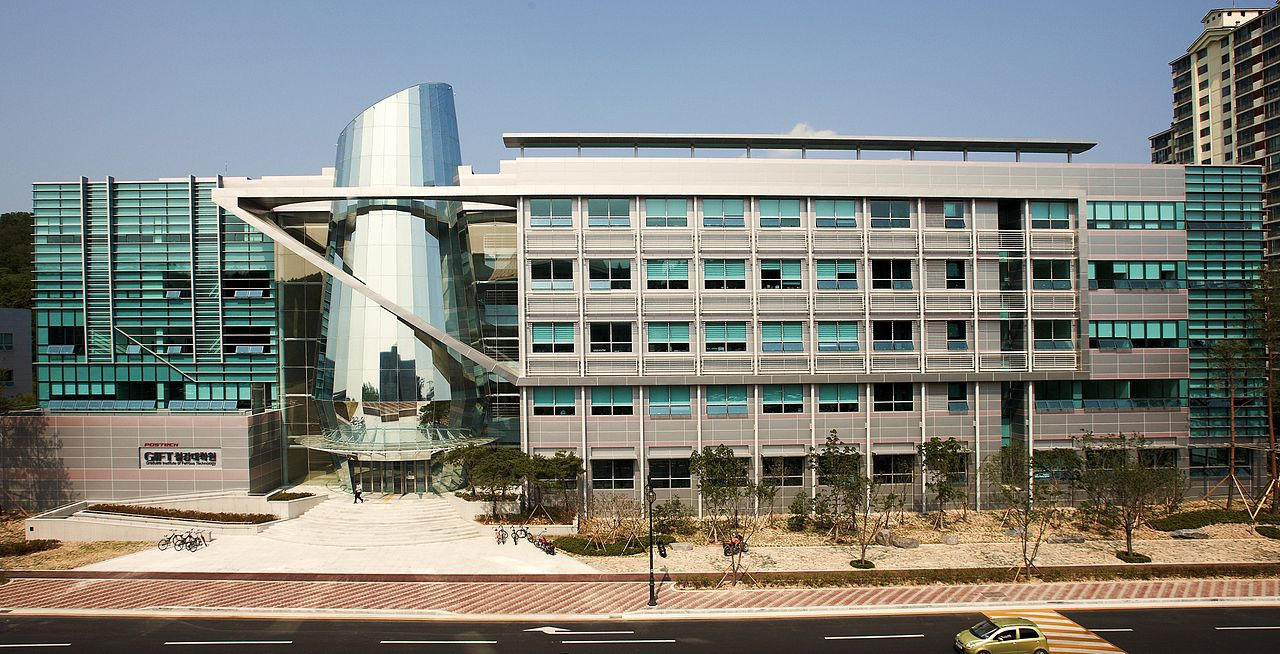 POSTECH new building