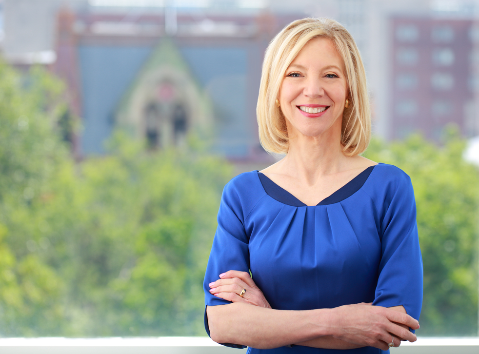 Amy Gutmann president University of Pennsylvania