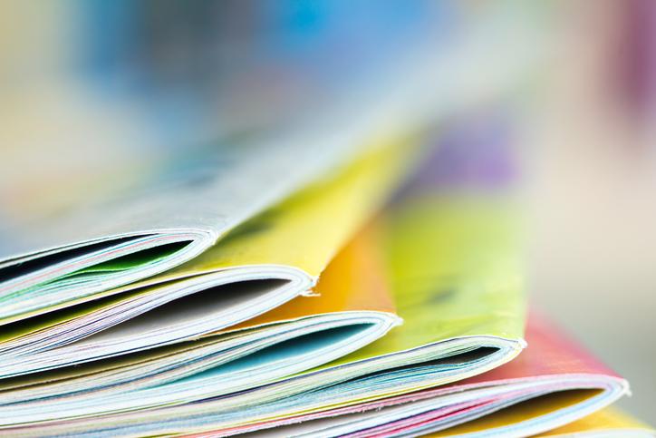 Open access - Magazine cover