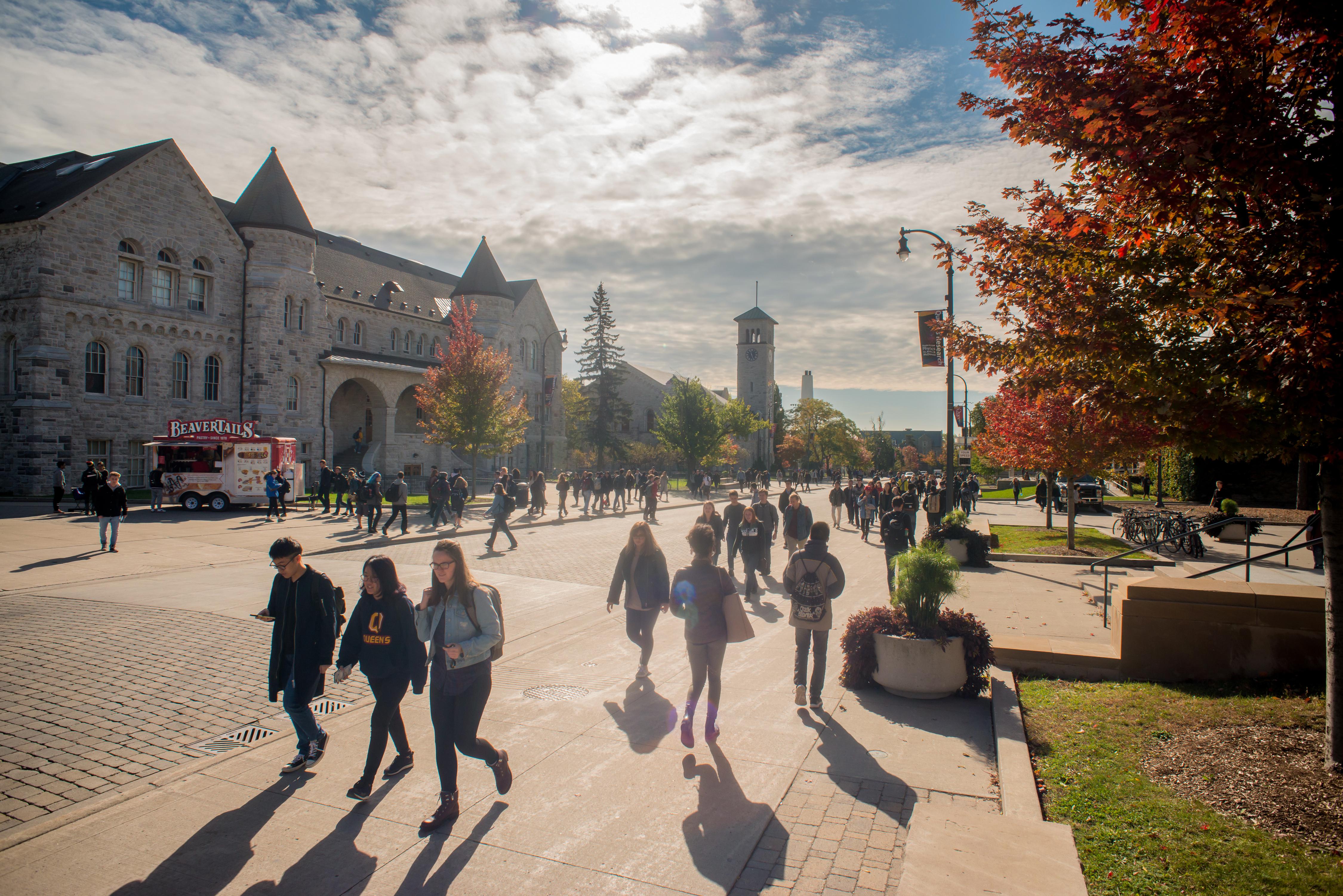 Queen's University - most beautiful universities in Canada