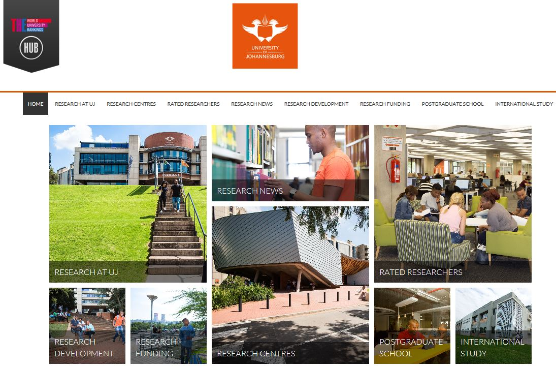 University of Johannesburg Research Hub