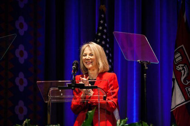 Amy Gutmann - Top 10 universities led by women