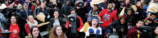 THE Student Experience Survey 2014 (WUR news)