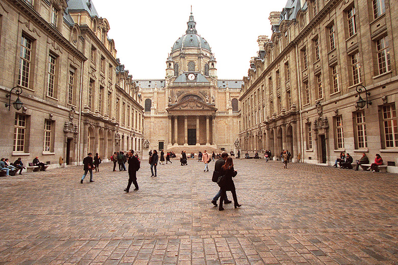 france s most iconic university the sorbonne is reborn the news. Black Bedroom Furniture Sets. Home Design Ideas