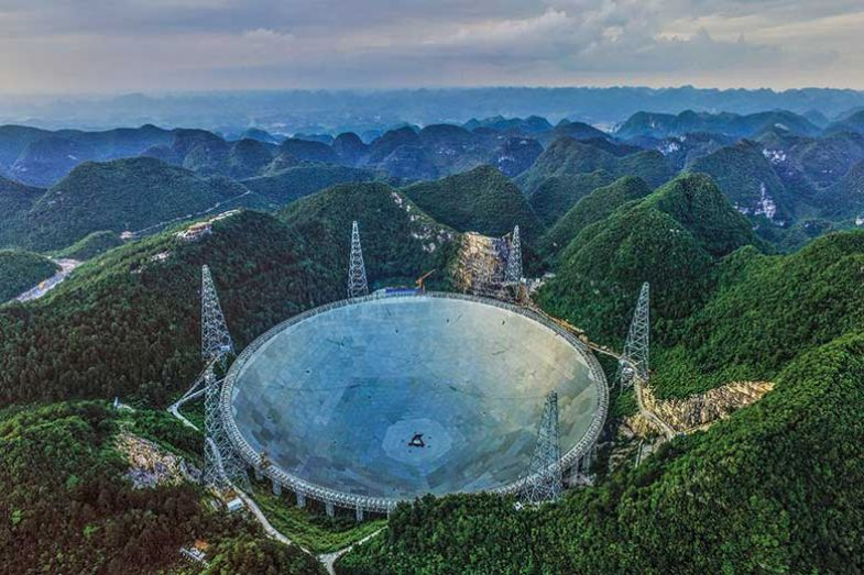 china-satellite-dish