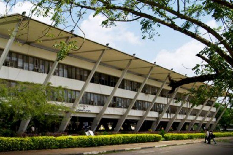 Most beautiful universities in Africa - Obafemi Awolowo University.