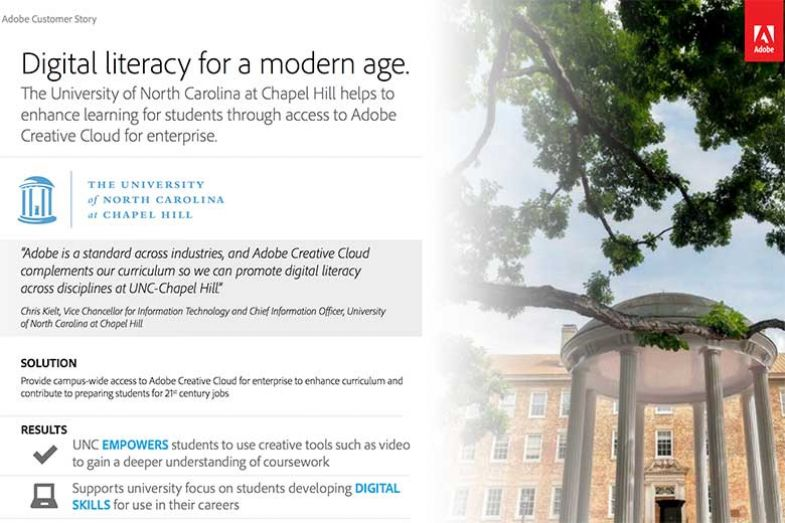 adobe-unc-chapel-hill-case-study