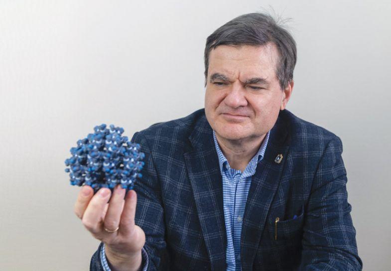 Professor Vladislav Blatov