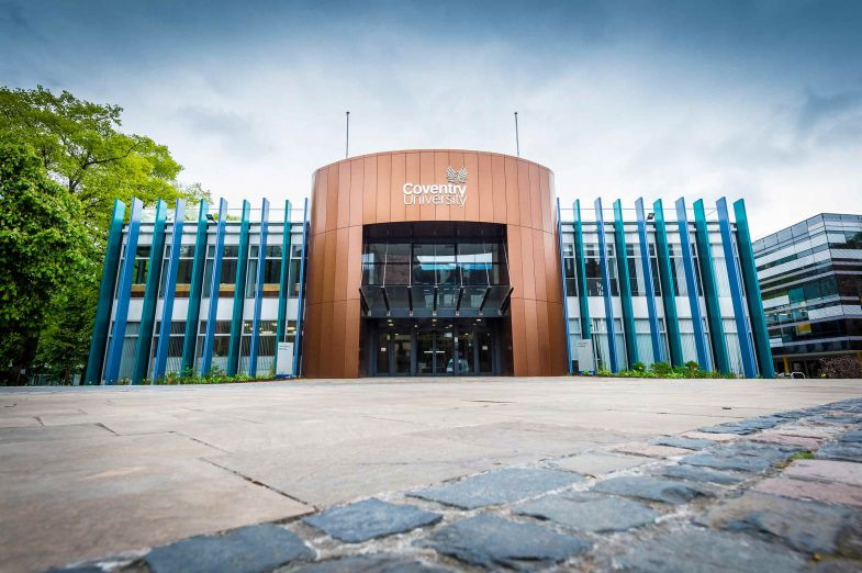 coventry university opening times