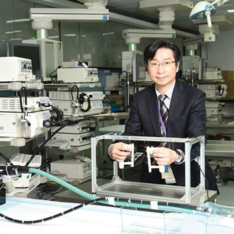 CUHK Medical Robotics