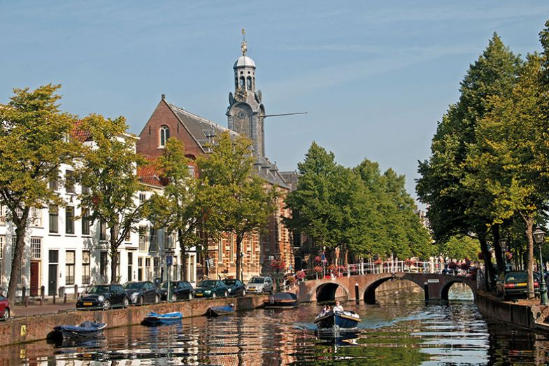Netherlands canal