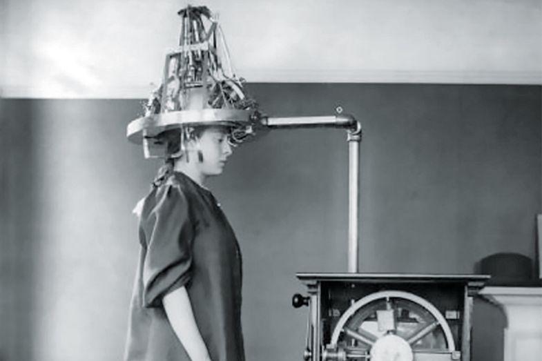 Head contraption