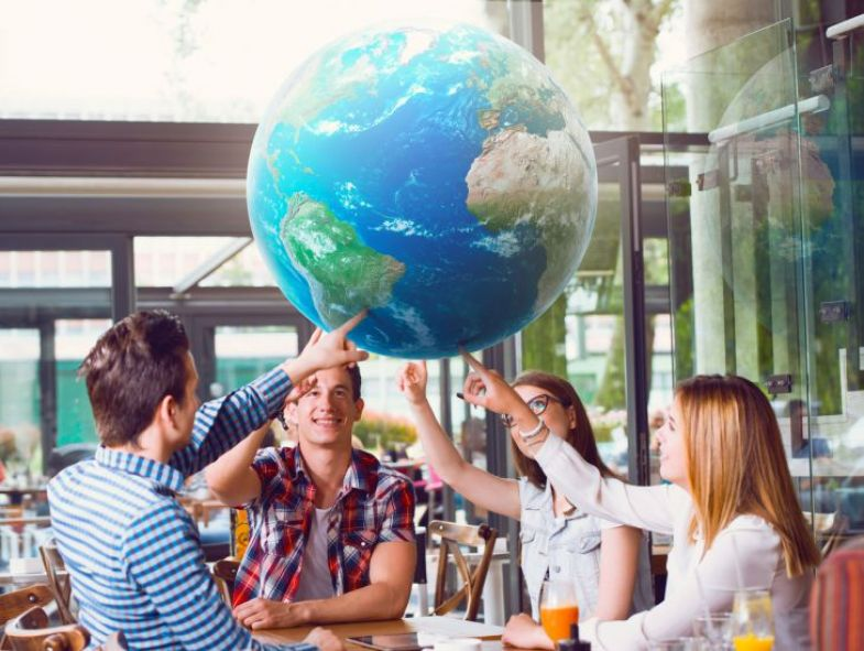 most international universities in the world